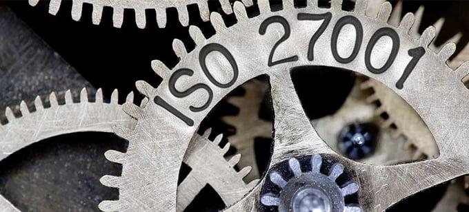 SmartMed haalt haar ISO 27001 certificering
